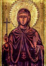Икона Анастасия Римляныня (копия старинной)