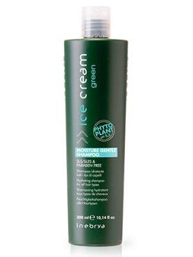 Inebrya Green Шампунь увлажняющий для чувствительной кожи головы