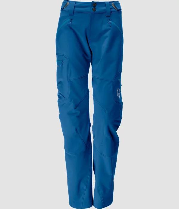 Norrona Svalbard flex1 Pants DENIMITE BLUE W