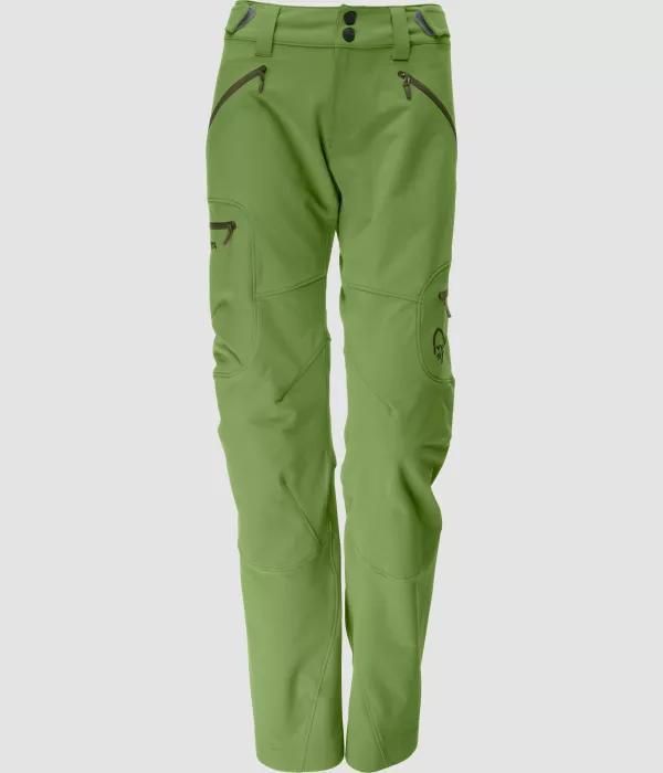 Norrona Svalbard flex1 Pants GREEN MEADOW W