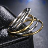 Кольцо пять в одном