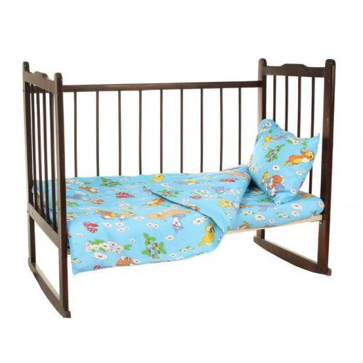 Комплект постельного белья (3 предмета)