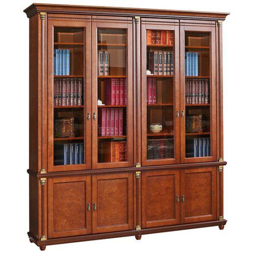 Шкаф для книг Валенсия 4 П444.24