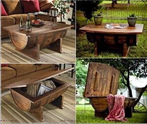 Стол дачный Wood №1