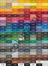 Каталога цветов RAL  CLASSIC - электронная версия