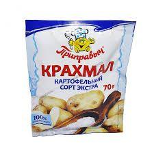 Крахмал Приправыч картофельный 70г