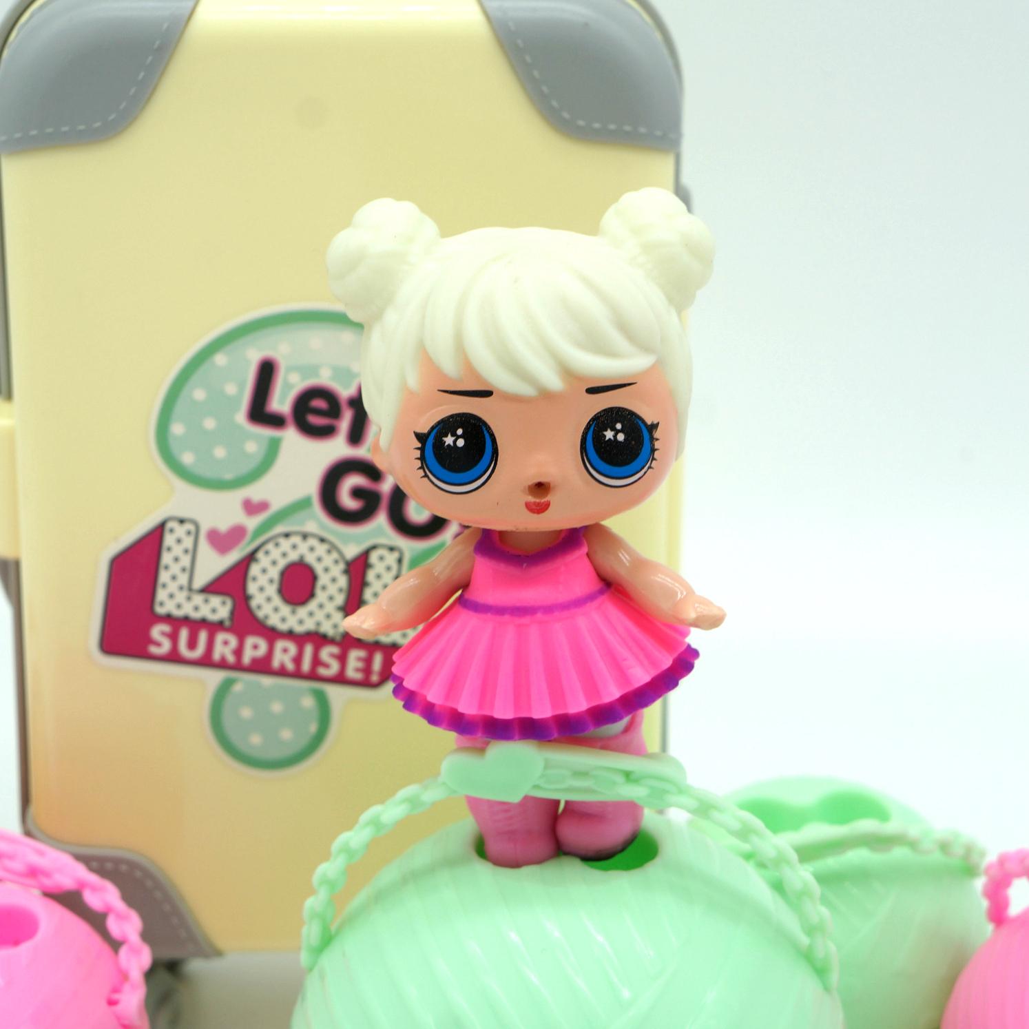 Кукла лол недорого