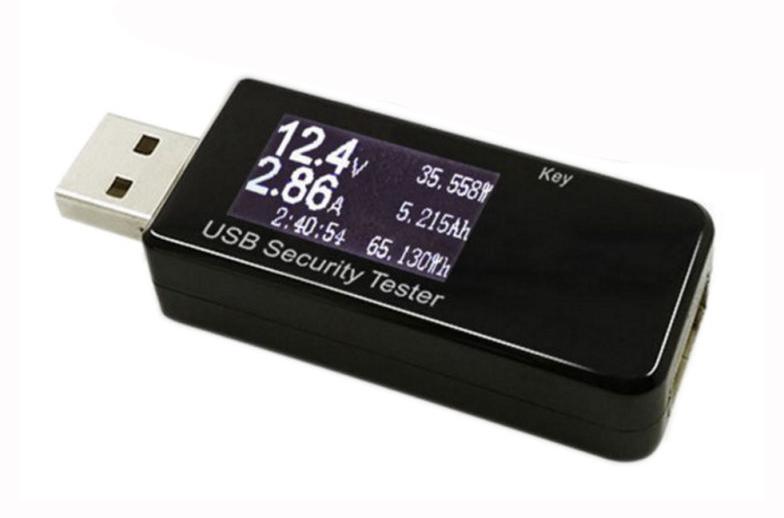 Тестер напряжения и силы тока USB-порта J7-t