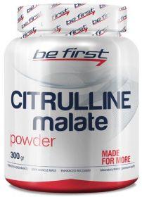 Be First Citrulline Malate Powder (300 гр.)