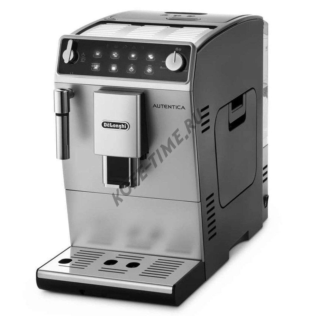 Кофемашина DeLonghi ETAM 29.510 SB Autentica