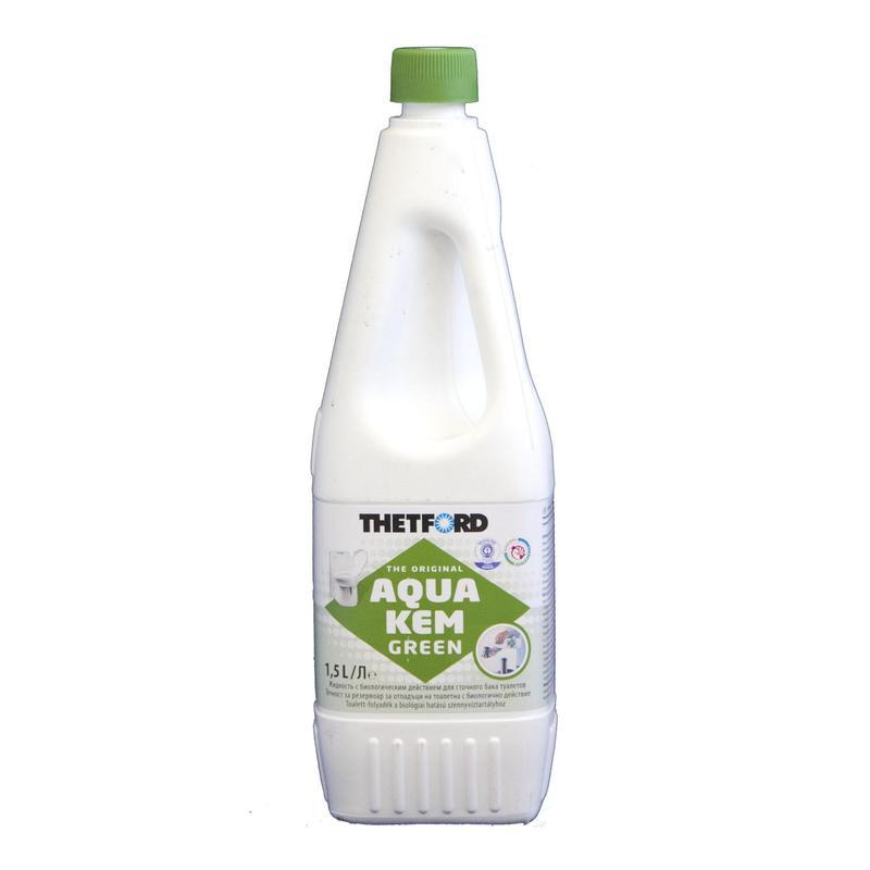 Жидкость для биотуалета Thetford АкваКемГрин 1,5 л