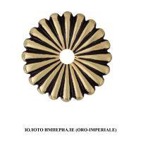 Ручка Enrico Cassina C51000  для раздвижных дверей золото империале