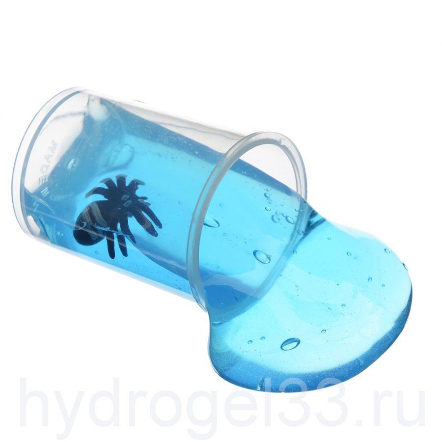 Лизун  жидкий с насекомым внутри