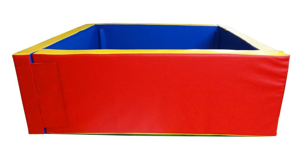 Сухой бассейн квадратный (1,5 м), разборный