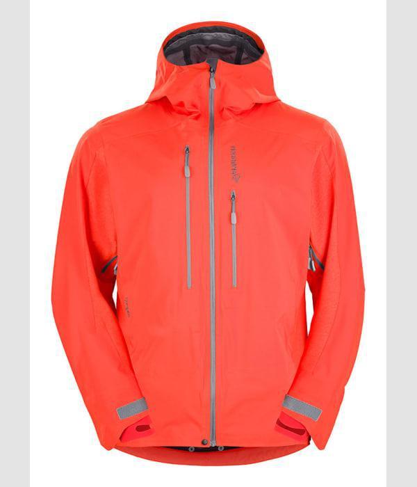 Norrona lyngen hybrid Jacket (M) HOT CHILI RED