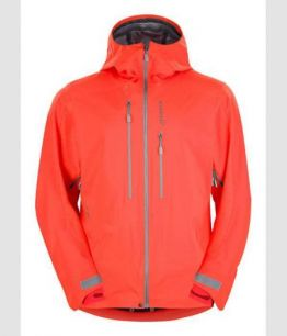 Norrona lyngen hybrid Jacket (M) HOT CHILI RED
