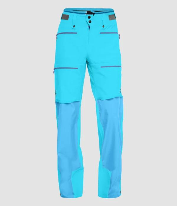 Norrona Lyngen hybrid Pants (M) CARIBBEAN BLUE