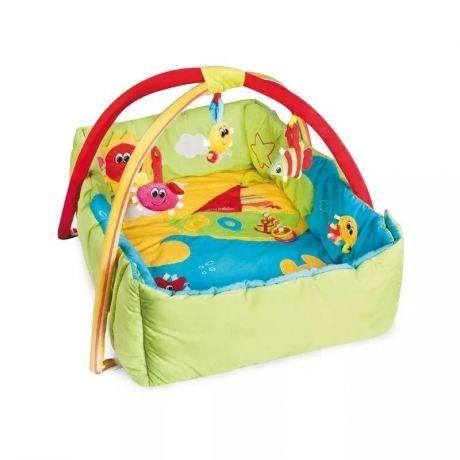 Canpol Babies Цветной океан 68/030 - яркий коврик
