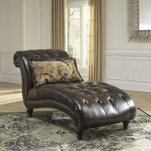 Шезлонг WINNSBORO 5560215 DURABLEND коричневый