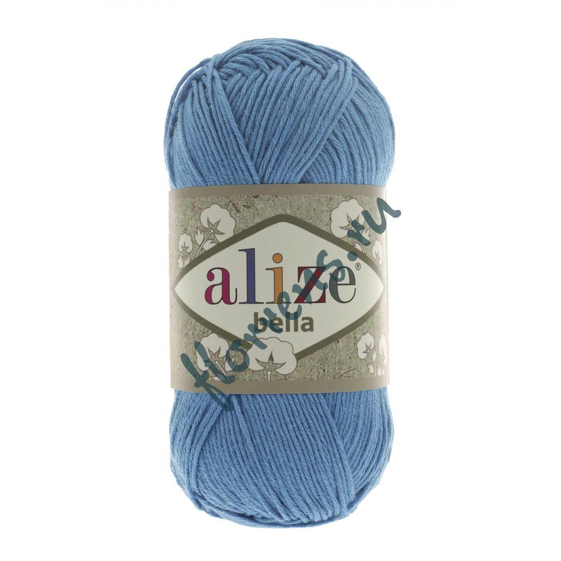 "Пряжа ""Alize"" Bella / 387 ярко-бирюзовый"