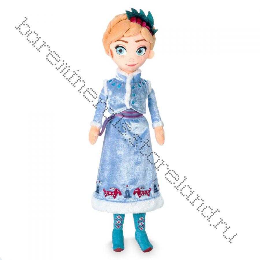 Кукла Анна плюшевая Дисней