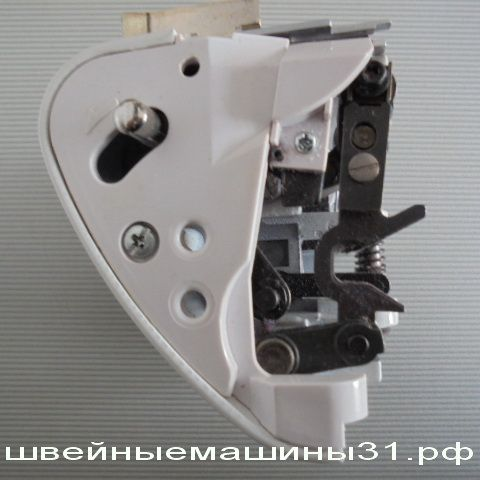 Передняя откидная часть корпуса китаиских оверлоков аналогов Jaguar и др. без ножей и ширителя        цена 300 руб.