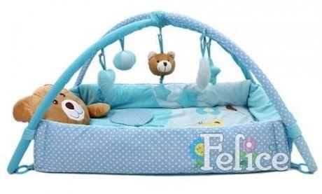 Felice F Детский коврик Плюшевый мишка, 04FS