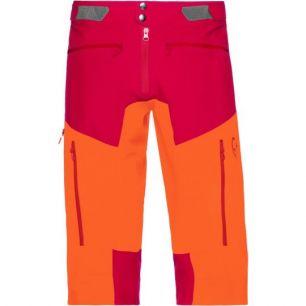 Norrona Fjøra Flex1 Shorts JESTER RED/SCARLET IBIS M