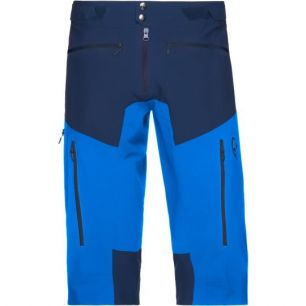 Norrona Fjøra Flex1 Shorts INDIGO NIGHT/HOT SAPPHIRE M