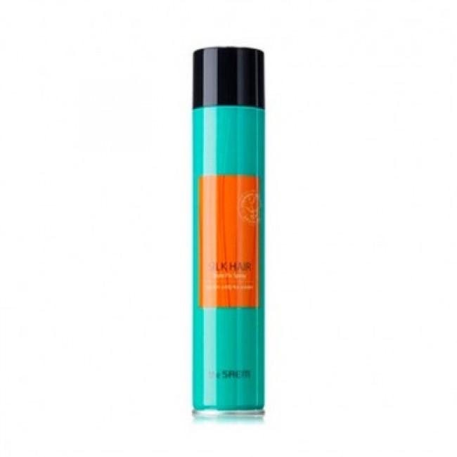 Корейский лак для волос SILK HAIR Style Fix Spray Saem