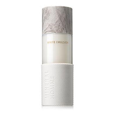 Эмульсия для лица осветляющая The SAEM Mineral Homme White Emulsion 130мл