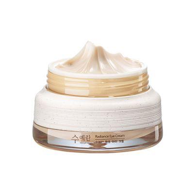 Крем для кожи вокруг глаз для яркости кожи The SAEM Sooyeran Radiance Eye Cream 30ml