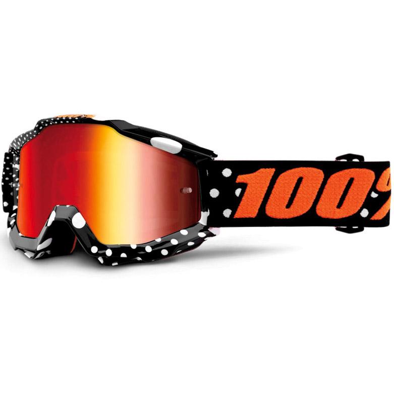 100% - Accuri Gaspard Mirror Lens, очки, зеркальная линза