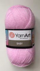 Baby (Yarnart) 649-розовый