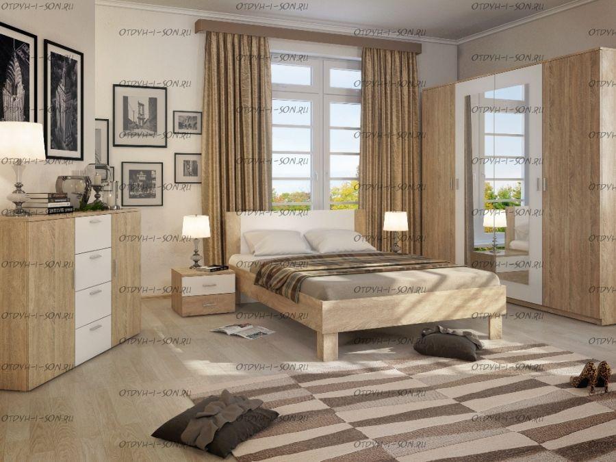 Спальня Монморанси №1