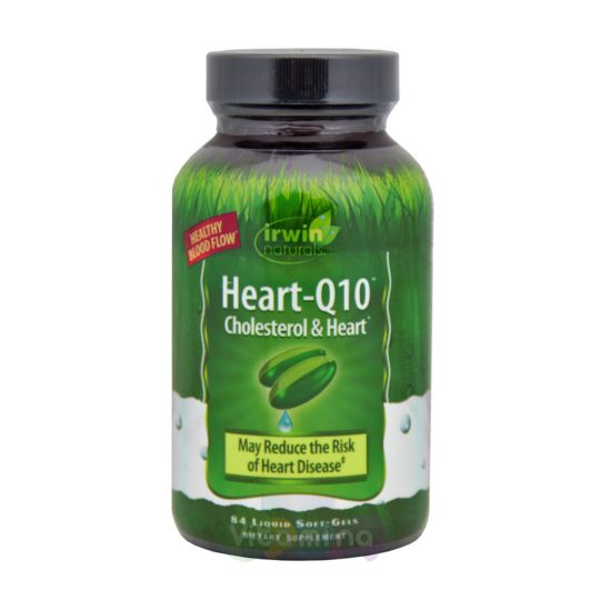 Irwin Naturals Heart-Q10 Комплекс для сердца