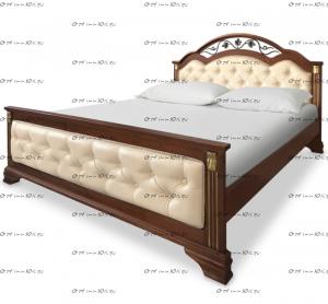 Кровать Элизабет-2 (ВМК Шале)