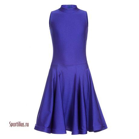 красивое платье для бальных танцев для девочек