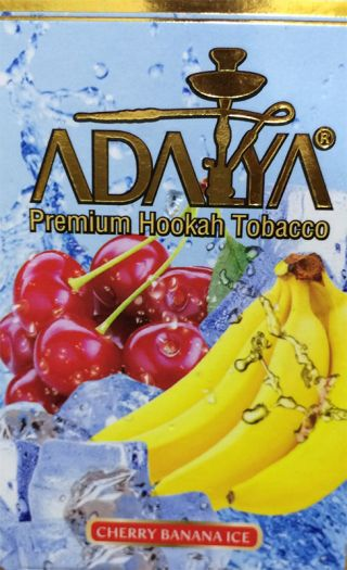 Табак для кальяна Adalya Cherry Banana Ice (Адалия Вишня Банан Лед)