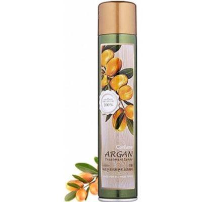 Лак для волос с аргановым маслом Welcos Confume Argan Treatment Spray 300мл