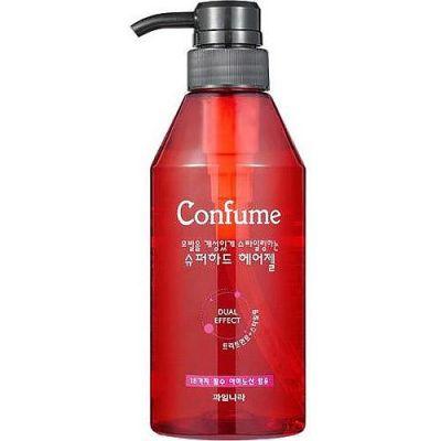 Гель для укладки жестких волос Welcos Confume Super Hard Hair Gel