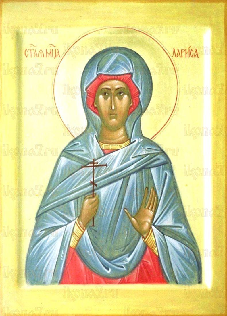 Икона Лариса Готфская (копия старинной)