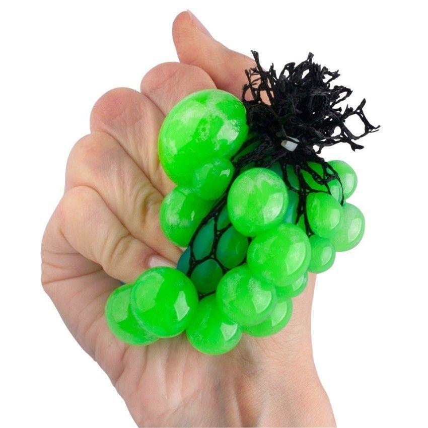 Игрушка-мялка Шарик зеленый