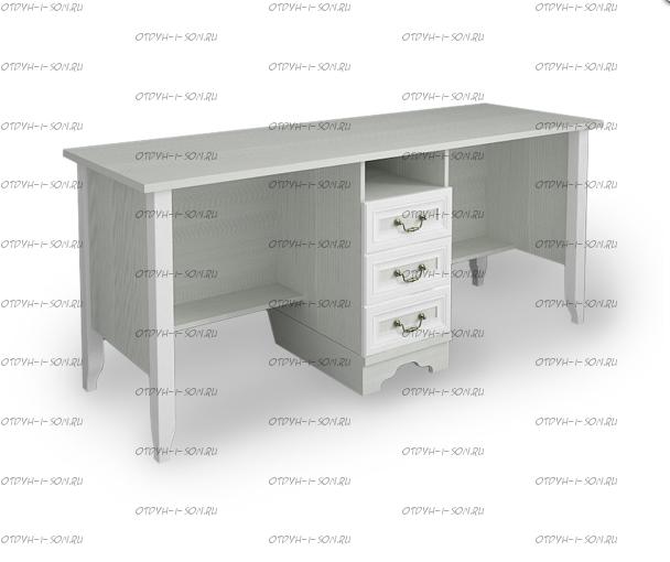 Стол письменный для двоих детей Классика (180х60х75)
