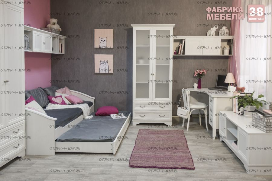 Детская комната Классика №8