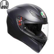 Шлем AGV K-1, Черный матовый
