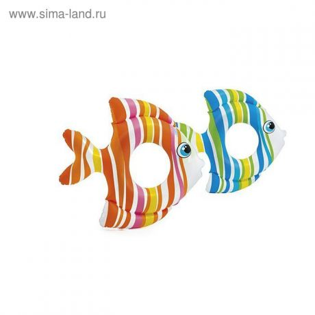 Круг для плавания Рыбки, 59223