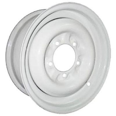 Крем.  УАЗ-450  6,0R15 5*139,7 ET22  d108  Белый  [3151]