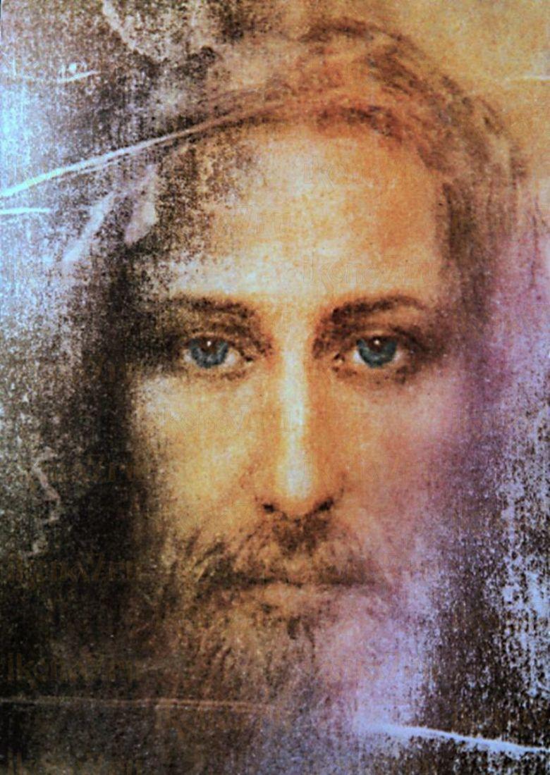 Плащаница (лик Иисуса на плащанице)