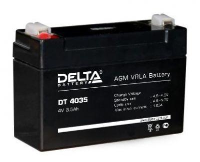 Аккумулятор Delta DT 4035